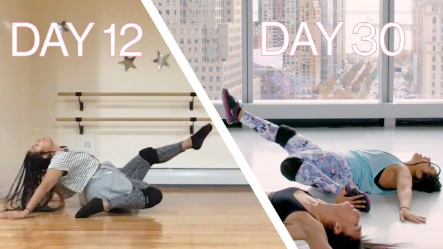 CNE Video | Learning How to Vogue in 30 Days