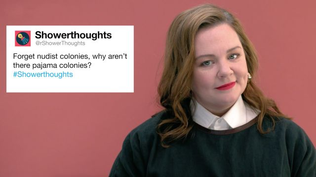 CNE Video | Melissa McCarthy Gives Advice to Strangers on the Internet