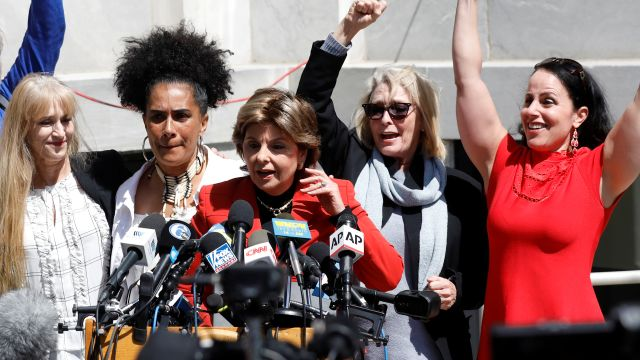 CNE Video | Cosby Accusers React After Guilty Verdict