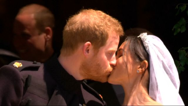 CNE Video | 10 Best Moments From Meghan and Harry's Royal Wedding