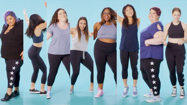 CNE Video | Women Sizes 0 Through 28 on Gym Intimidation