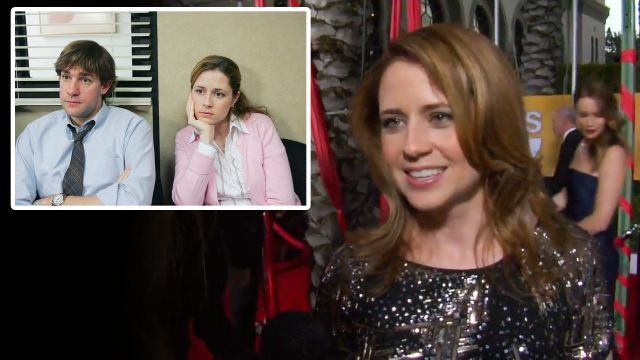 CNE Video | Jenna Fischer Tells Us About That Shocking Pam/Jim Fight and More Scoop From The Office