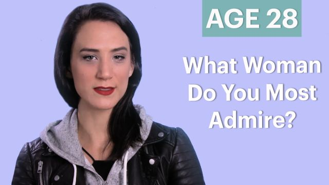 CNE Video | 70 People Ages 5-75 Answer: What Woman Do You Admire Most ?