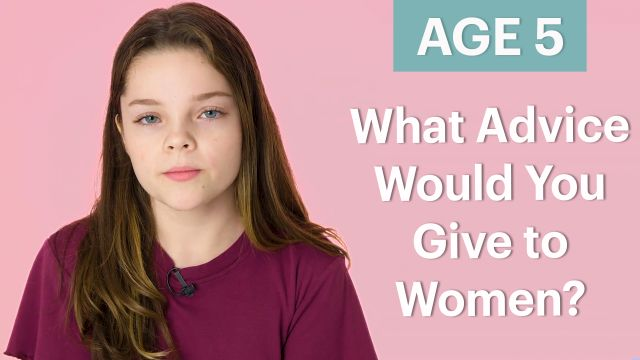 CNE Video | 70 Women Ages 5-75 Answer: What Advice Would You Give to Women?
