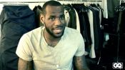 Behind the Scenes with LeBron James - GQ