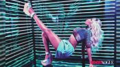 Nicki Minaj's Official Teen Vogue Cover Shoot Video