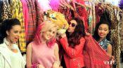 Little Mix's Teen Vogue Photo Shoot