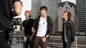 Behind the Scenes with Emblem3 for the '3000 Miles' Music Video