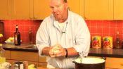 Making Cannoli Dough