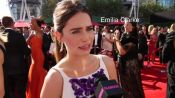 Emmys 2012 Celebrity Red Carpet Report: How Stars Like Tina Fey, Get Ready for Emmy Night