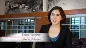 Glamour's 2010 Top 10 College Women: Erica Fletcher