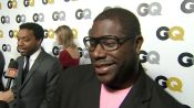 The GQ Men of the Year Party: Steve McQueen