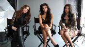 The Kardashians' Teen Vogue Photo Shoot