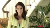 Ashley Greene's Teen Vogue Cover Shoot