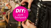 How to Give Your Backpack a Rock Star Makeover