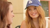 Best Friend Tag with Debby Ryan and Emma Lindgren