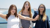 Best Friend Tag with Ariel Winter and her BFFs Jessie and Bailey