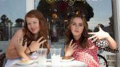 Best Friend Tag: Besties Kiernan Shipka & Tula Goodman