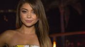 Sarah Hyland's Pre-Party Ritual