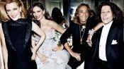 Mario Testino Hosts Vanity Fair's International Best-Dressed List Soirée