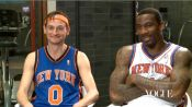 Basketball Diaries: Hamish Bowles Shoots Hoops with Amar'e Stoudemire