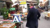 Shopping at Porte de Clignancourt in Paris