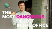 Most Dangerous Object: PET Bottle Launcher