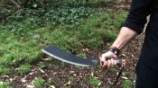 Hack, Slash and Chop Your Way to Safety