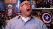 San Diego Comic Con 2013: Chris Baker vs. Godzilla
