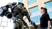 Giant Robot Storms San Diego Comic Con 2013
