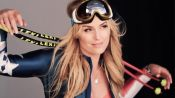 Behind the Scenes at Lindsey Vonn's SELF Photo Shoot!