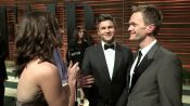Neil Patrick Harris and David Burtka Share Their Love of In-N-Out at the 2014 V.F. Academy Awards Party
