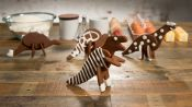 A Look at Suck UK's 3-D Dinosaur Cookie Cutters
