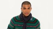 How to Wear a Fair Isle Sweater