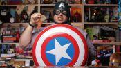Captain America's Unrealistic Vibranium Shield