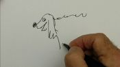 Draw-a-Dog: Mort Gerberg