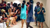 A Runway Show Made Entirely of Upcycled Fashion