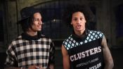 A French Lesson from Beyonce's Backup Dancers, Les Twins