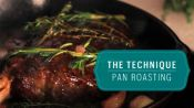 Pan Roasting Kitchen Technique