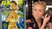 Steal Hayden Panettiere's Sun-Kissed Glow from her Glamour Cover