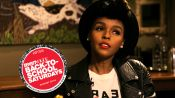 The Secret to Janelle Monáe's Hair and Her Awesome Life Motto