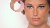 Quick Cat Eye with Model Genevieve Morton