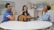 Don't Miss This Adorable Improvised Song by Megan Nicole and the Teen Vogue Editors