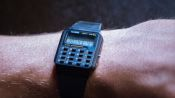 Skip the Apple Watch, Go for the Casio Timepiece Calculator