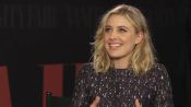 Greta Gerwig on Kissing Al Pacino and Giving Him Hell