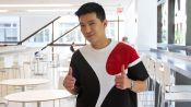 How Bryanboy Keeps Cool and On-Trend for a Casual Afternoon in the City