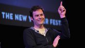 "Bill Hader on Working for ""South Park"" and the Kanye Fish-Sticks Episode"