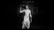 You Better Work. Karlie Kloss and the Little White Dress