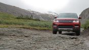 Traversing Black Bear Pass