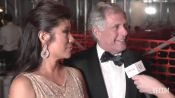 Les Moonves and Julie Chen Sneak Food to Jacob and Michelle